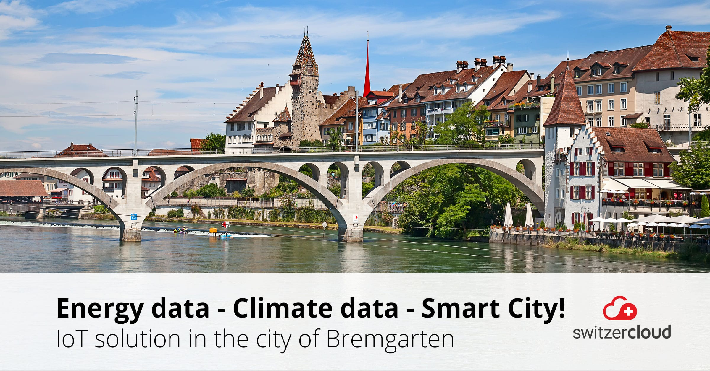 Energy Monitoring and More in Bremgarten