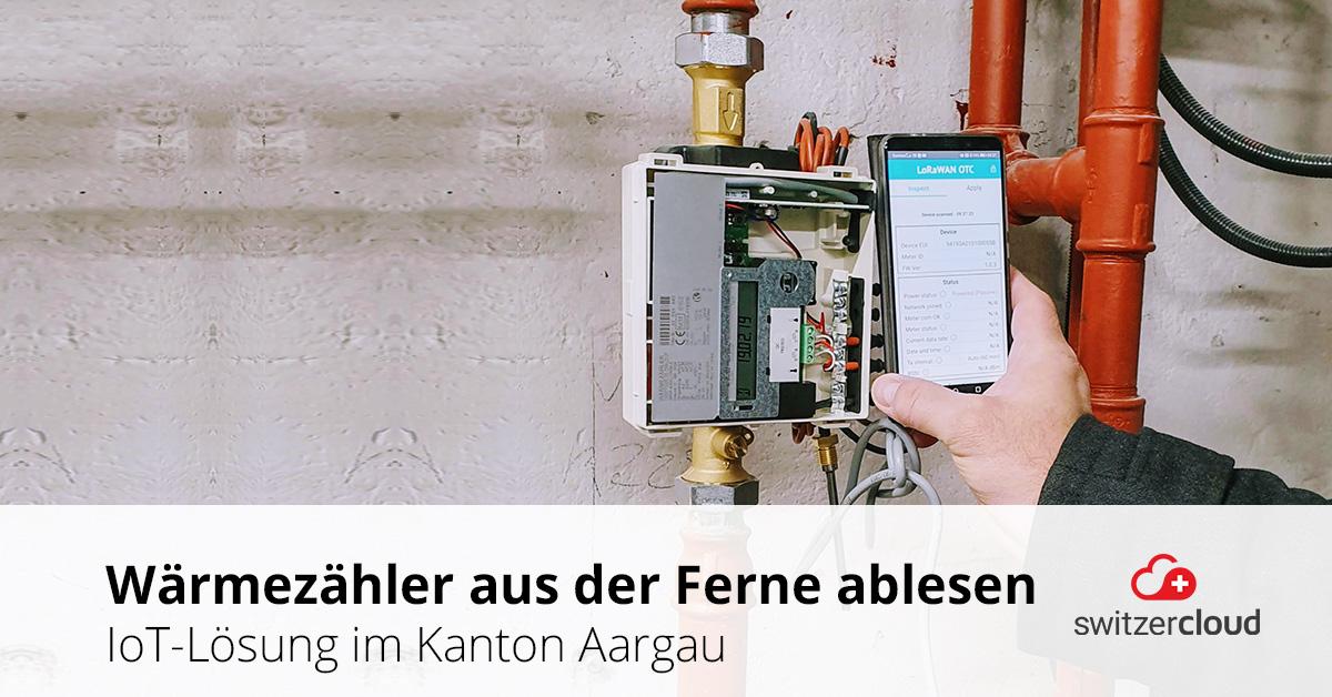 Smart Metering bei Fernwärme-Anbieter