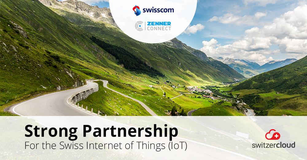 Swisscom and ZENNER Connect develop partnership