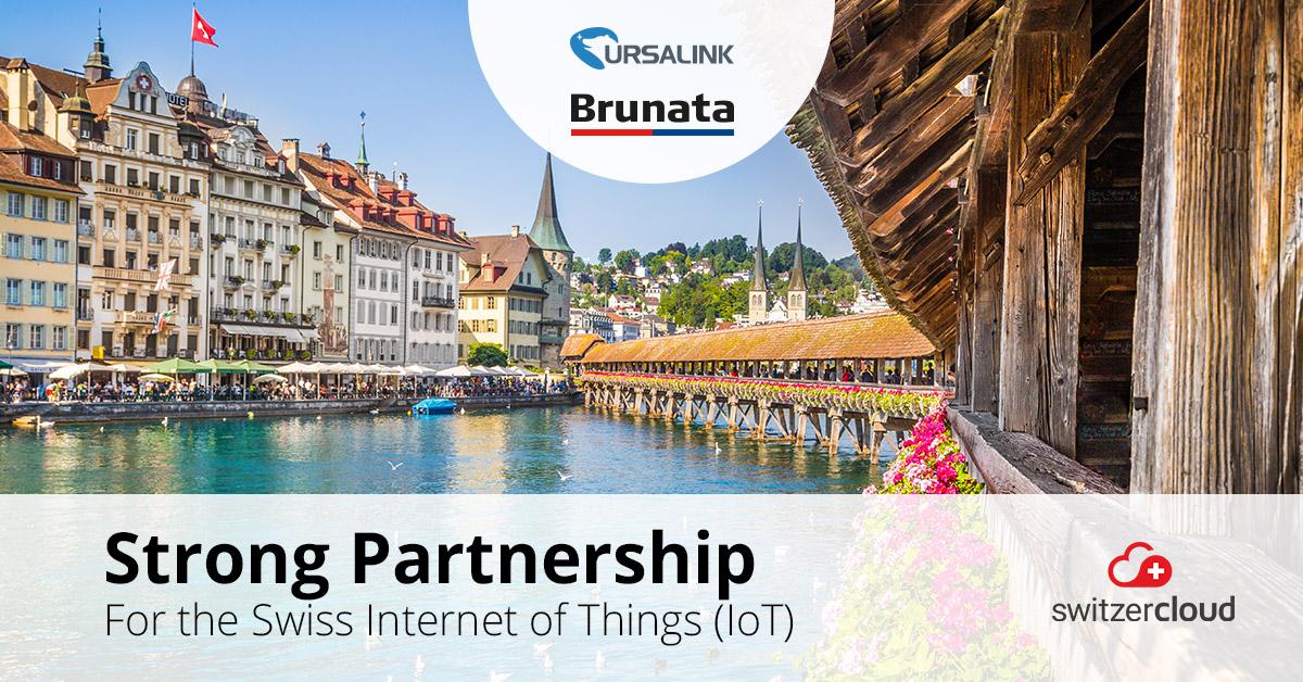 Ursalink and Brunata announce partnership